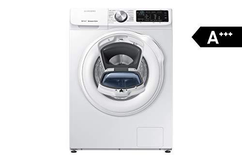 Samsung WW6900 WW7GM640SQW/EG QuickDrive-Waschmaschine 7 kg/ 1400 U/min/A+++/ AddWash/WiFi Steuerung – SmartControl/Weiß