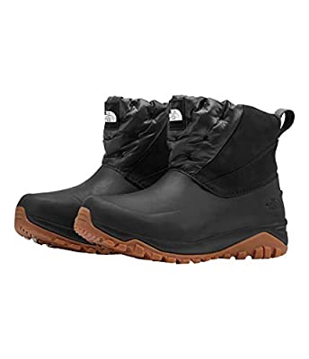 The North Face Women's Yukiona Ankle Boot, TNF Black/TNF Black, 8 M