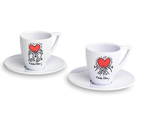 PLATEX Espressotassen, Weiß