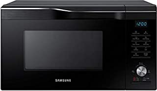 Samsung 28 Liter Convection Microwave with Hot Blast and Slim Fry - MC28M6055CK/SG, 1 Year Warranty