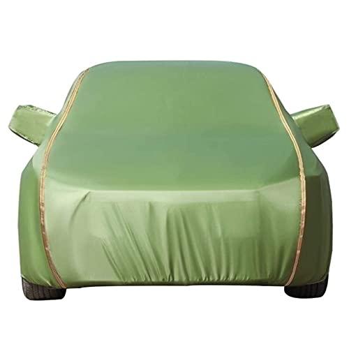 HACSYP Funda de Coche Exterior Oxford Funda para Coche Compatible con Audi S7 TT   Lona De Coche Universal Totalmente Impermeable, Resistente A Los Arañazos Y Duradera (Color : E, Size : TT)