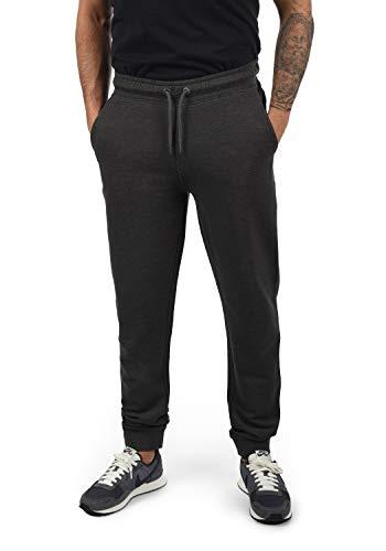 Blend Sven Herren Sweatpants Jogginghose Sporthose, Größe:L, Farbe:Charcoal Mix (70818)