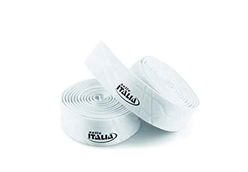 Selle Italia Unisex– Erwachsene Lenkerband Smootape Gran Fondo Gel, 2.5 mm Accessoires, White, unisize