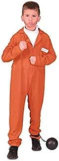 Escaped Convict Kids Costume
