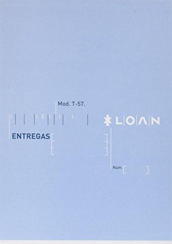 Loan T57 - Talonario, 10 unidades