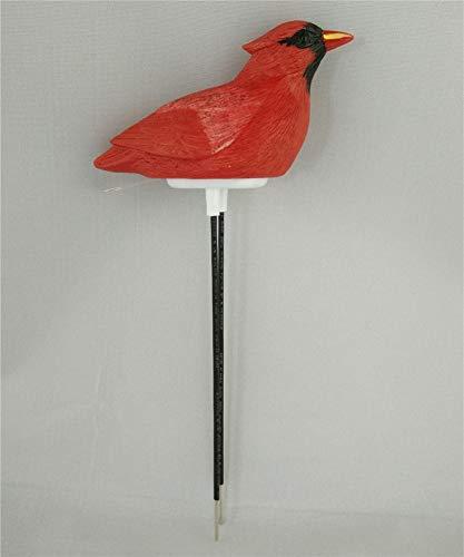 llpeng Rilevatore di umidità della pianta dell\'uccello della Resina, igrometro del TerrenoRilevatore di Uccello delPHChe Ricorda Fiori e Piante (1Pezzo)