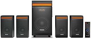Philips SPA8140B/94 4.1 Channel Multimedia Speaker System