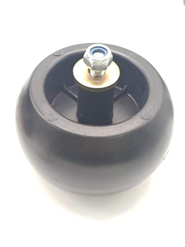 Why Choose shiosheng 1pcs Mower Anti Scalp Deck Wheel/Roller Kit for Kubota Exmark Toro 103-7263 103...
