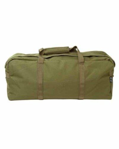 Mil-Tec Große Einsatztasche aus 600D Polyester 17 Liter (Oliv)