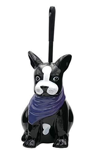 RIDDER 2145400 WC-Bürste Animal Dog, Keramik