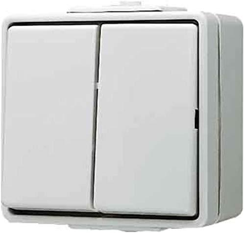 Jung AP-Schalter 605W Serie, 250 V