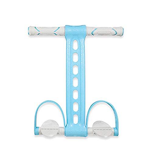Haihui Fitness Bauchtrainer Band, Widerstandstraining Beintrainer, Pedal Widerstand Band, Bodybuilding Expander, Multifunktions Spannseil, Sit-Up Gym Equipment
