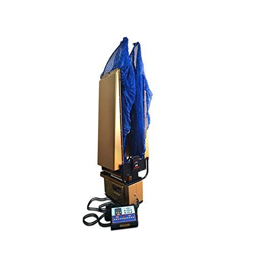 WNN-URG Pro Mesa de Ping Pong Máquina Robot con Net, Auto Irregular...
