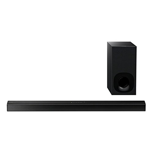 Sony HT-CT180 2.1-Kanal Soundbar (100 Watt, kabelloser Subwoofer, NFC, Bluetooth, Home Theater) schwarz
