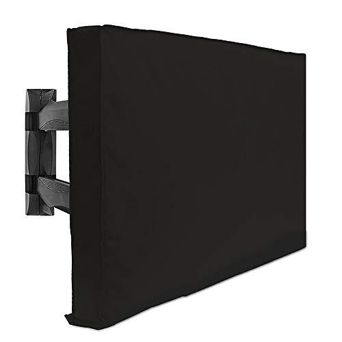 TJTJ - Funda de TV universal para exteriores, compatible con televisores de montaje estándar, 40-42 inch tv