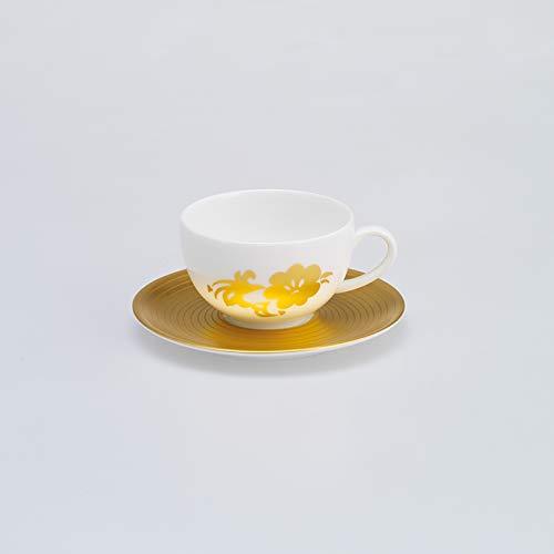 Dibbern Pure Gold Espresso Obertasse Rund 0,11 L