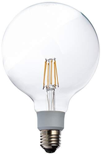 Preisvergleich Produktbild Osram LED Star+ GlowDim Classic Globe Lampe,  in Ballform mit E27-Sockel,  Ersetzt 60 Watt,  Filamentstil Klar,  Warmweiß - 2200-2700 Kelvin,  1er-Pack