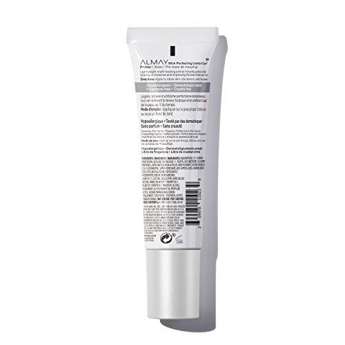 Almay Skin Perfecting Comfort Care Primer, Sheer Pink, 0.94 oz