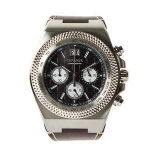 Otumm Big Date BDSTL45002 - Reloj cronógrafo unisex con...