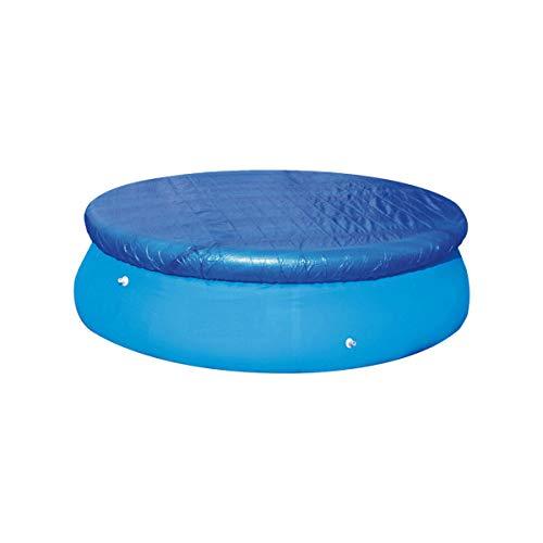 VORCOOL Runde Swimmingpool-Abdeckungen 8ft für Rahmen-Pools-aufblasbares schwimmendes schnelles Set-Pool