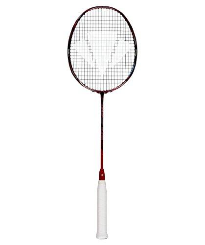Carlton Badmintonschläger Kinesis Rapid rot/scharz (709) 000