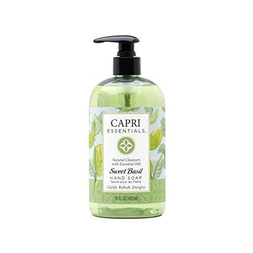 Capri Essentials Natural Hand Soap …