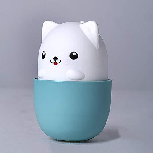 kinkei Leuke huisdier wash set cartoon tandenborstel houder combinatie schattige kinderen mondwater beker
