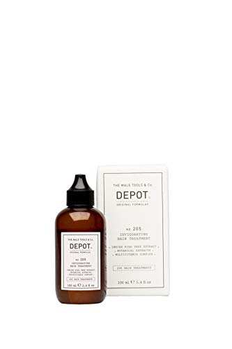Depot N.205 Invigorating Hair Treatment 100ml
