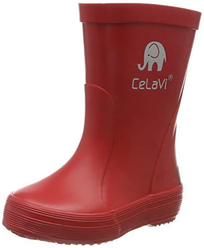 Celavi Gummistiefel Rain Boot, Roth, 26 EU