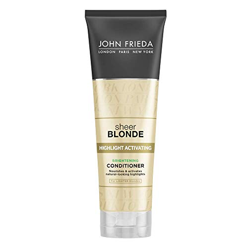 John Frieda Glistening Perfection Sheer Blonde Daily Hair Conditioner