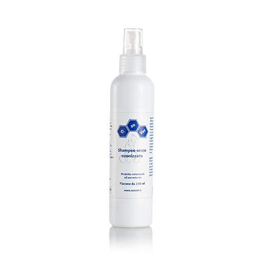 Ozo-Vet Shampoo Secco Ozonizzato, conf. 150 ml -...