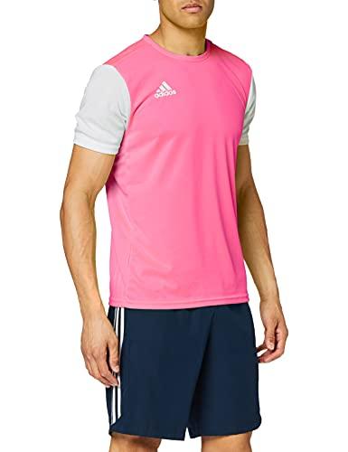 adidas ESTRO 19 JSY Camiseta, Rosa (Solar Pink), 910Y