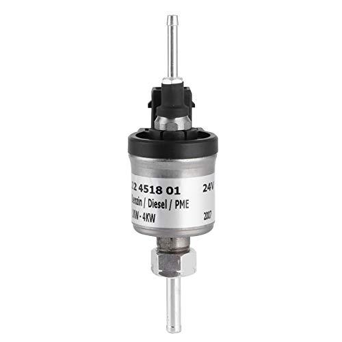 aqxreight - Calentador de bomba dosificadora de combustible y aceite compatible con Eberspacher Airtronic D4 D4S, 24 V 1kw-4kw 22451801 de repuesto