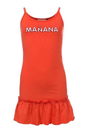 Looxs Revolution - Meisjes Jurk - Kleur Oranje