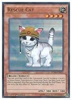 英語版(北米版) 茶 Rescue Cat(U)(1st)(レスキューキャット)