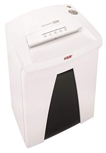 Best Review Of HSM Securio B24 HS L6 Shredder HSM17844