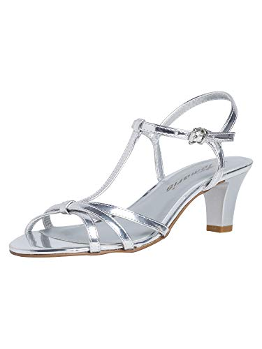 Tamaris Damen 1-1-28329-24 941 Sandalette