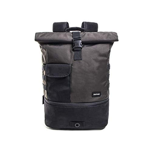 Crumpler The Trooper - Zaino multifunzione con custodia, per laptop da 15', 25,5 litri