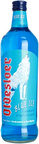 Oldesloer - Blue Ice Icemint - 0,7 Liter