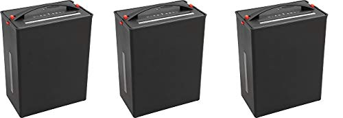 Review Of Sentinel FX124BC on Guard Crosscut Compaction Paper/Credit Card Shredder, 12 Sheet Capacit...