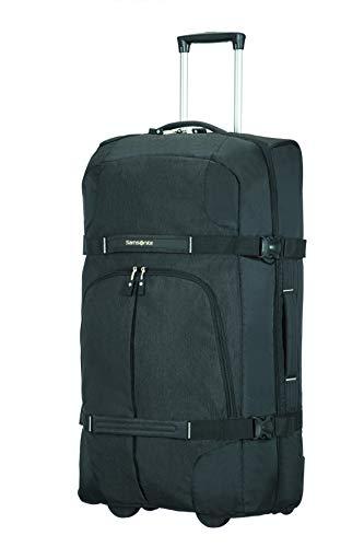Samsonite Rewind Wheeled Duffle Bag, 44 Centimeter, Black