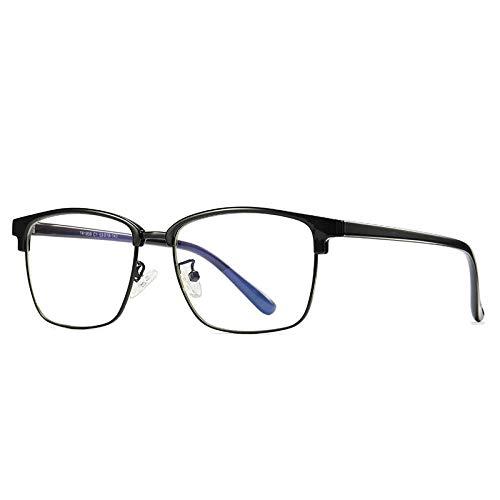 Gafas de Sol Sunglasses Tr90 Gafas De Bloqueo contra La Luz Azul Gafas Unisex De Luz Azul Gafas para Computadora Gafas De Lectura Gafas Cont