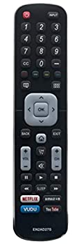 EN2AD27S Replaced Remote fit for Sharp TV LC-60N6200U LC-65N7000U LC-65N5200U LC-43N7000U LC-55N7000U LC-60N7000U LC-50N7000U LC-40N5000U LC-55N620CU
