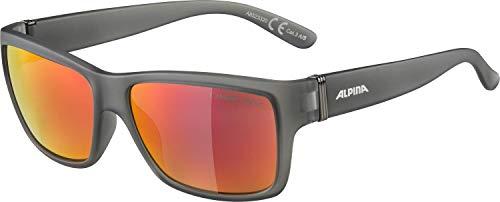 Alpina Unisex– Erwachsene Kacey Sonnenbrille, cool Grey matt, one Size