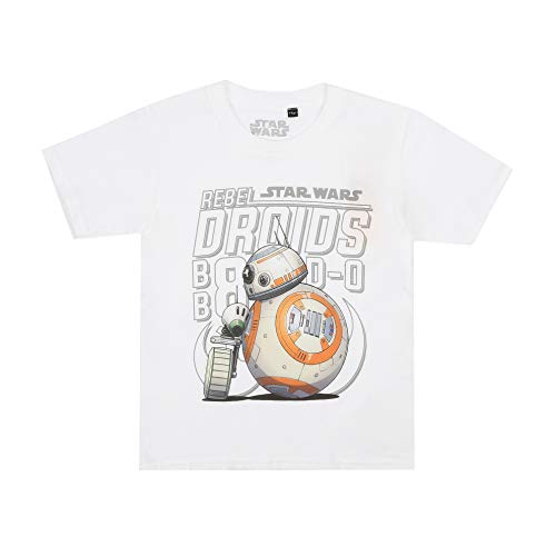 STAR WARS jongens Rebel Droids T-shirt