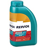 Repsol RP141C51 Elite Evolution Power 1 5W-30 Aceite de Motor para Coche, 1 L