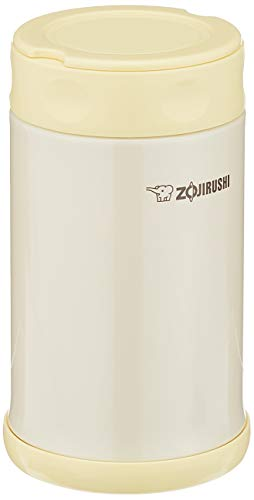 Zojirushi SW-FBE75YP Stainless Steel Lunch Jar, 25-Ounce, Pearl Yellow