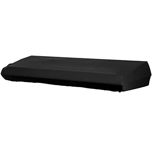 Voarge Abdeckung für Klaviertastatur, mit verstellbaren, elastischen Schnur und Verriegeln, für 88 Tasten-Tastatur, Tastatur Staubdicht Abdeckung Key Cover Protector