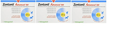 Zentonil Advanced 100-3 x 30 Tabletten (90 Tabletten)