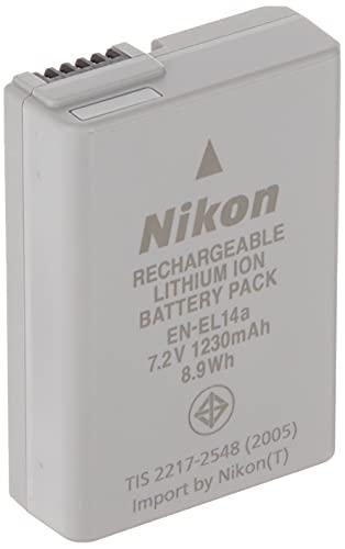 Nikon EN-EL14a Lithium-Ionen-rechargeable battery